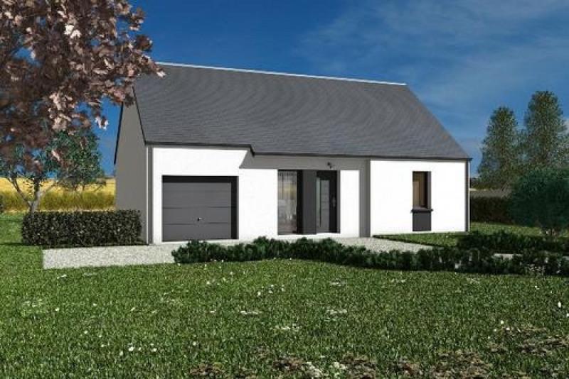 Maison  3 pièces + Terrain 715 m² Meilleraye-de-Bretagne par PRIMEA LOIRE ATLANTIQUE