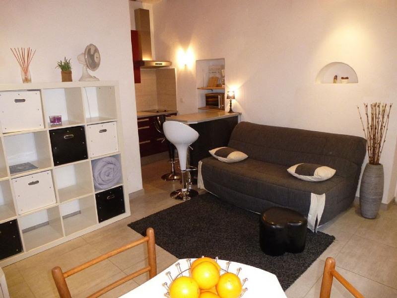 Location vacances Cassis -  Appartement - 2 personnes - Câble / satellite - Photo N° 1