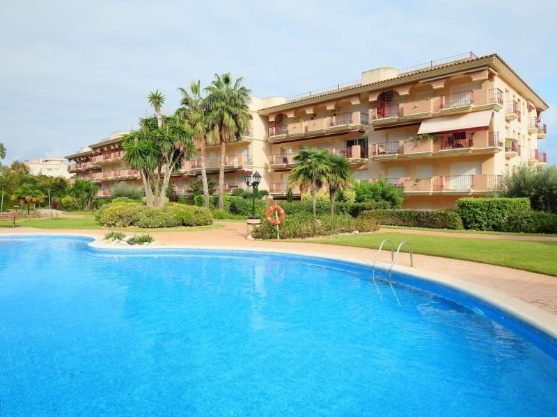 Location vacances Sant Carles de la Ràpita -  Appartement - 5 personnes - Jardin - Photo N° 1