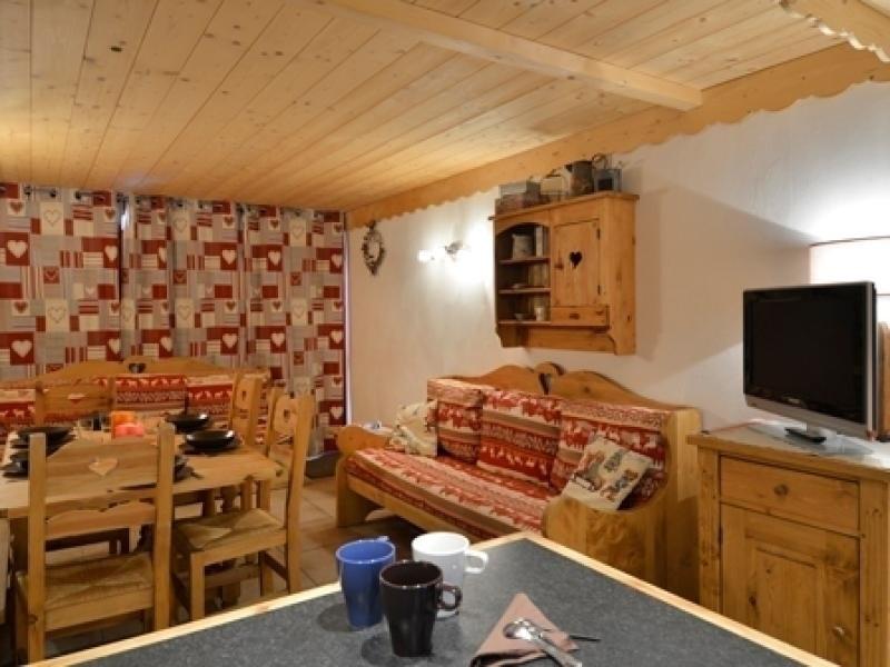 Location vacances Aime -  Appartement - 7 personnes - Télévision - Photo N° 1