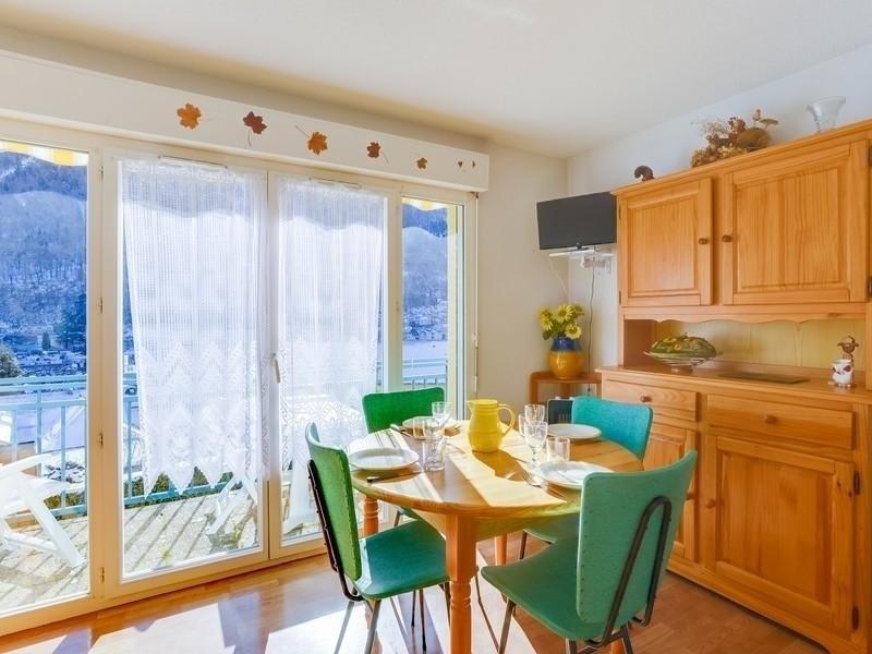 Location vacances Cauterets -  Appartement - 4 personnes - Terrasse - Photo N° 1