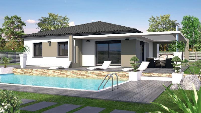Maison  5 pièces + Terrain 1000 m² Saint Morillon par SIC HABITAT
