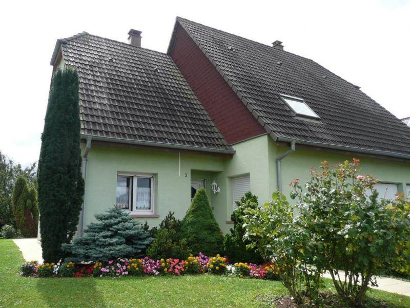Holiday rentals Dessenheim - Apartment - 6 persons - BBQ - Photo N° 1