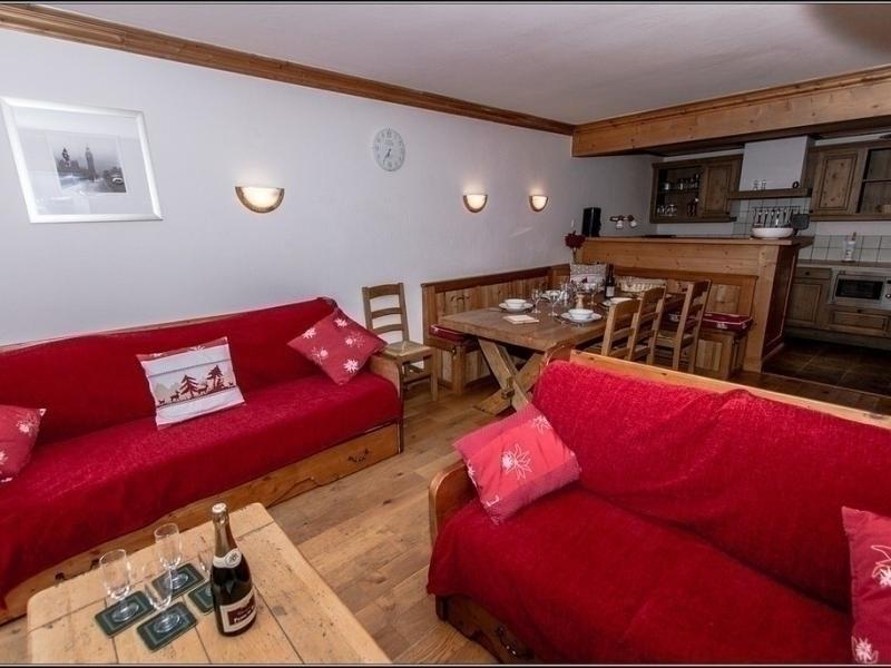 Location vacances Val-d'Isère -  Appartement - 8 personnes - Télévision - Photo N° 1