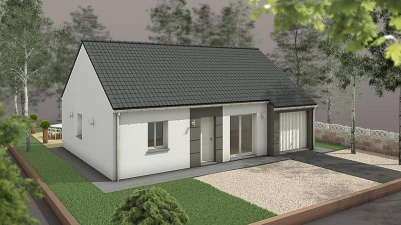 Maison  3 pièces + Terrain 1060 m² Bois-l'Évêque par LES MAISONS EXTRACO - AGENCE DES ANDELYS