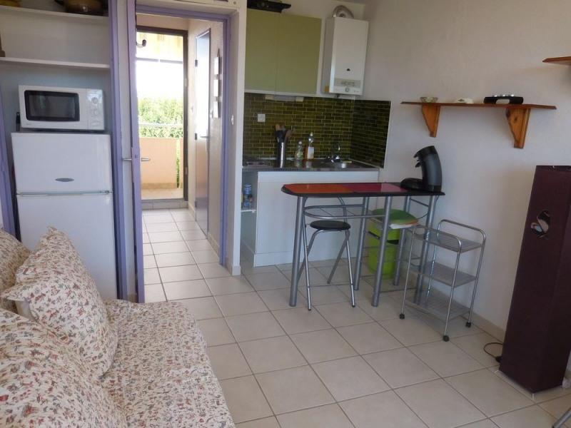 Résidence : NAXOS - Quartier : Mont St Martin - Type : studio - Étage : premier étage - surface habitable : 18 m² + t...