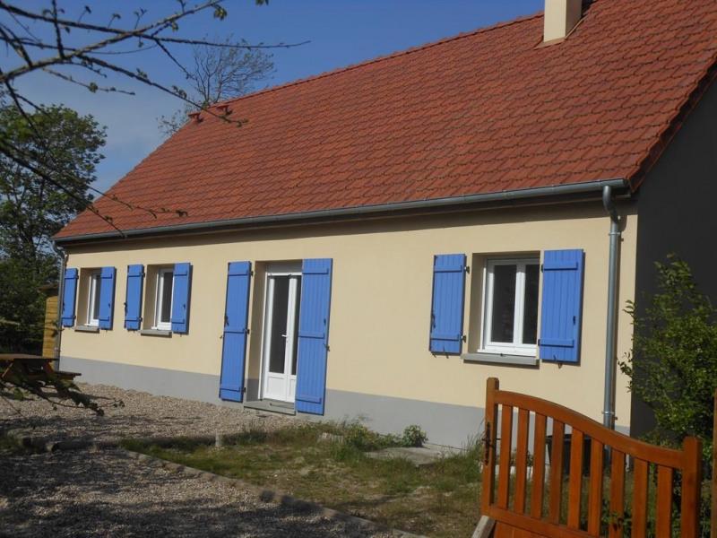 Holiday rentals Saint-Quentin-en-Tourmont - House - 6 persons - BBQ - Photo N° 1