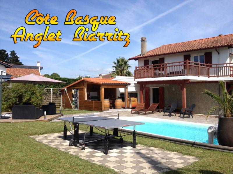 Ferienwohnungen Anglet - Haus - 6 Personen - Liegestuhl - Foto Nr. 1
