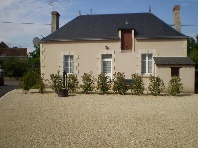 Location vacances Vicq-sur-Gartempe -  Maison - 3 personnes - Barbecue - Photo N° 1