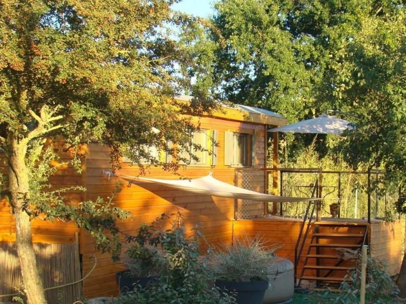 Camping pour 3 pers. avec parking privé, Mirepoix