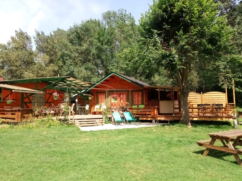 Location vacances Nazelles-Négron -  Gite - 12 personnes - Barbecue - Photo N° 1
