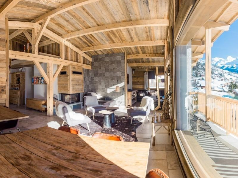 Location vacances Le Grand-Bornand -  Appartement - 14 personnes - Barbecue - Photo N° 1