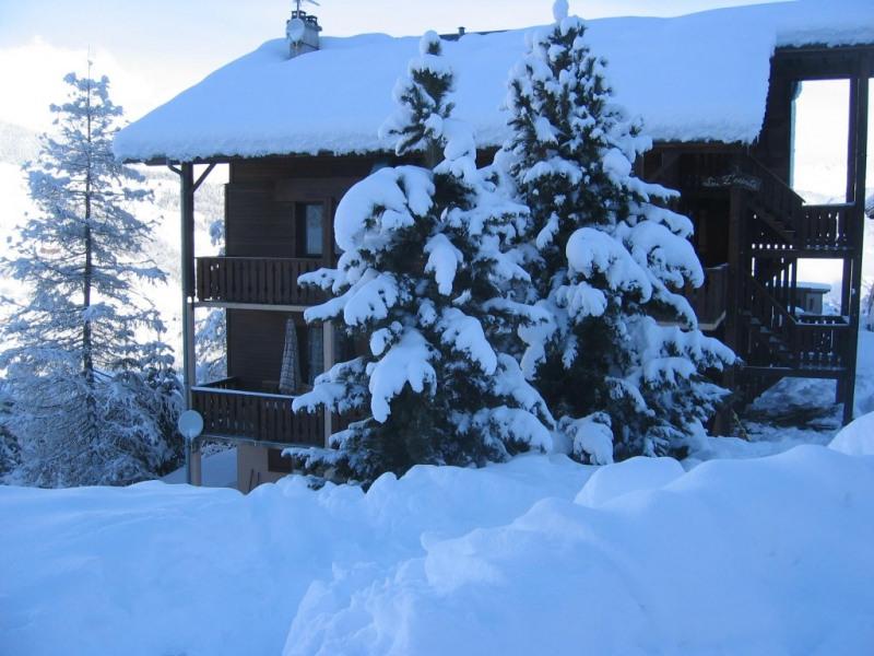 Chalet de 110 m² à Les Avanchers-Valmorel (Savoie)