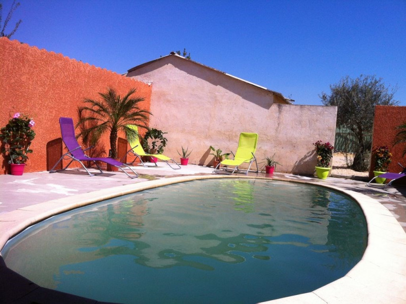 Gite beaucaire pour 3 personnes 45m2 91014094 for Beaucaire piscine