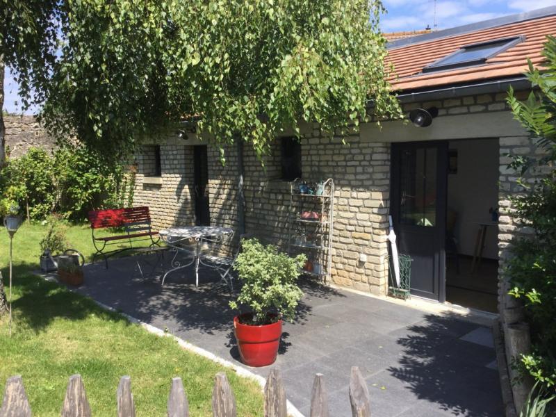 Small cozy house in the garden near the sea - Hermanville sur Mer