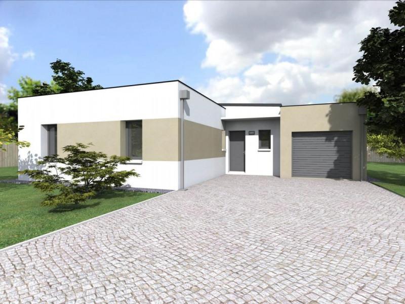 Maison  6 pièces + Terrain 491 m² Briollay par ALLIANCE CONSTRUCTION ANGERS