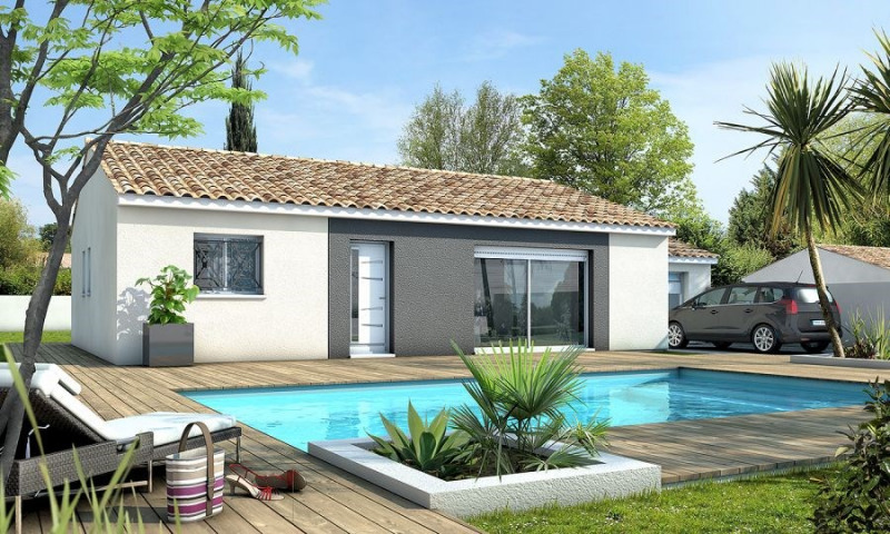 Maison  4 pièces + Terrain 420 m² Maureilhan par ZIGLIANI BATISSEURS - AGENCE DE BEZIERS