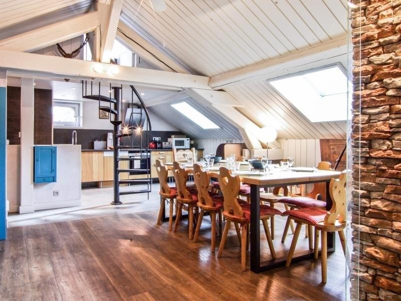 Très bel appartement mansardé pour 6 personnes, idéalement situé