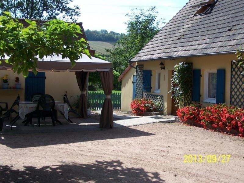 Location vacances Sanssat -  Maison - 8 personnes - Barbecue - Photo N° 1
