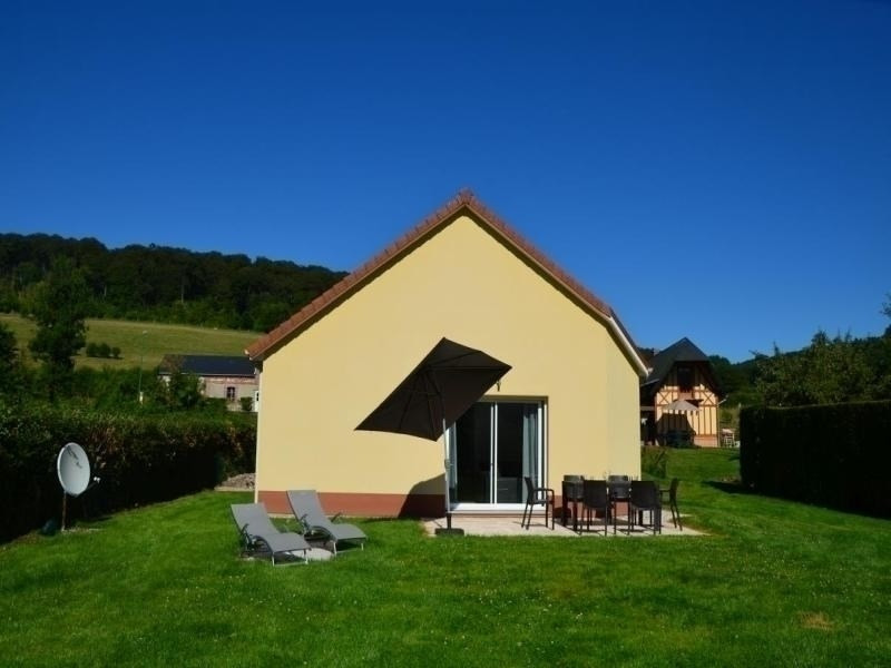 Location vacances Muchedent -  Maison - 6 personnes - Barbecue - Photo N° 1