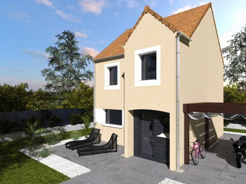 Maison  5 pièces + Terrain 395 m² Fontenay-Lès-Briis par MAISONS LELIEVRE