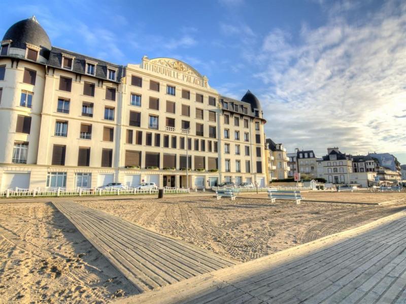 Ferienwohnungen Trouville-sur-mer - Wohnung - 2 Personen - Aufzug - Foto Nr. 1