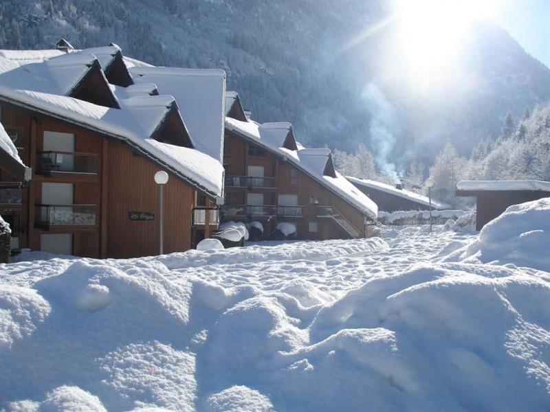 Résidence l'hiver