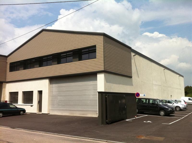 Location Local d'activités / Entrepôt Maxéville