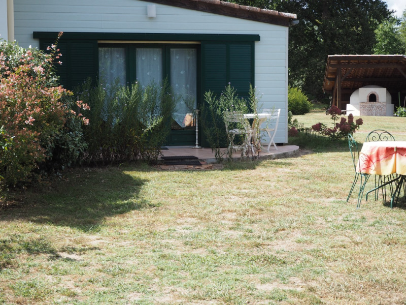 Holiday rentals Ousse-Suzan - Cottage - 4 persons - Deck chair - Photo N° 1