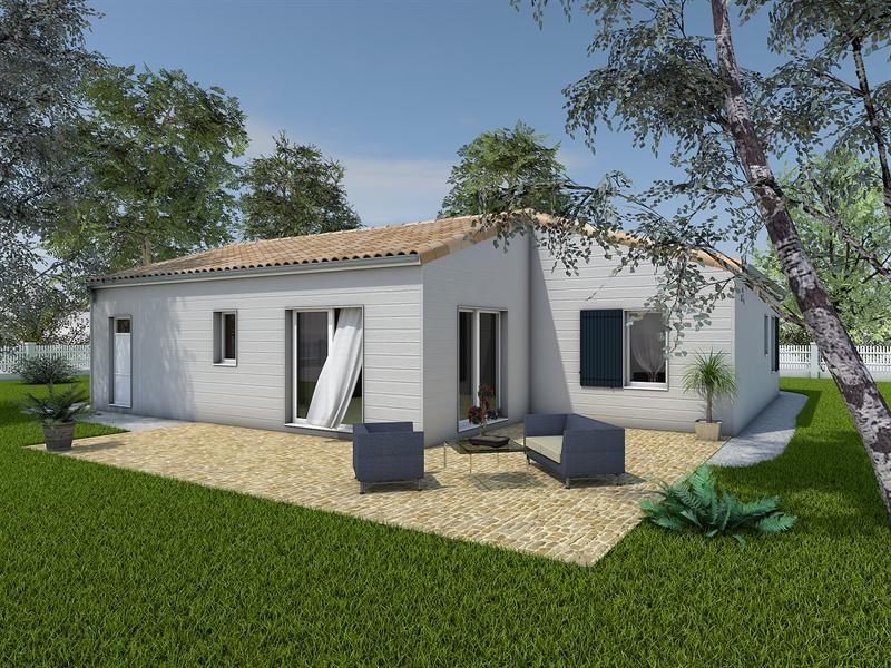 Maison  6 pièces + Terrain 454 m² Mignaloux Beauvoir par DELRIEU CONSTRUCTION