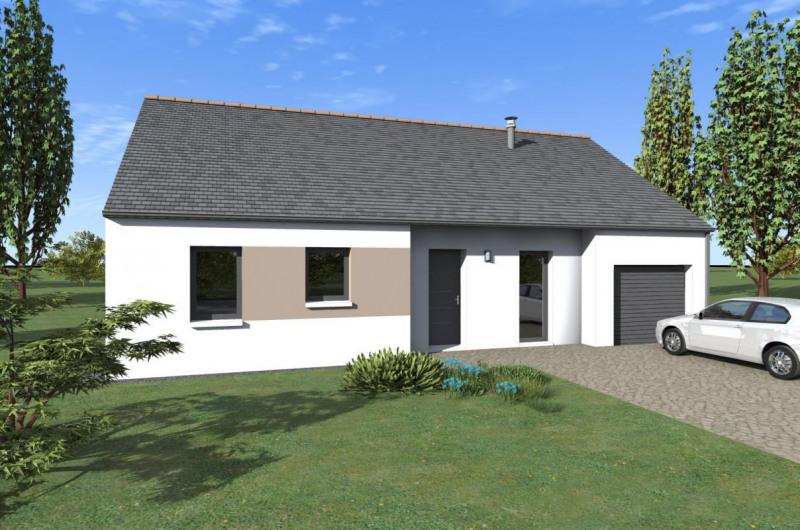 Maison  5 pièces + Terrain 467 m² Mésanger par ALLIANCE CONSTRUCTION ANCENIS