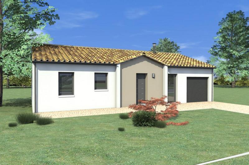 Maison  5 pièces + Terrain 430 m² Maisdon-sur-Sèvre par ALLIANCE CONSTRUCTION VALLET