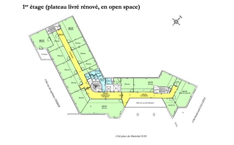 location bureau issy les moulineaux hauts de seine 92 1166 m r f rence n 573087. Black Bedroom Furniture Sets. Home Design Ideas