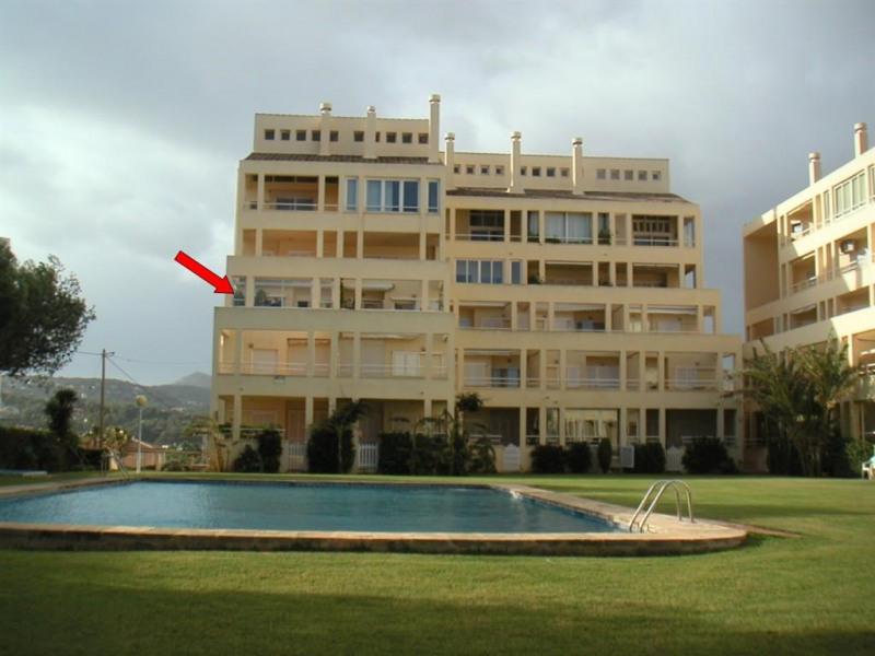 Alquileres de vacaciones Jávea/Xàbia - Apartamento - 6 personas - Pista de tenis - Foto N° 1