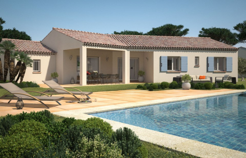 Modèle de maison  Aude par LES MAISONS DE MANON