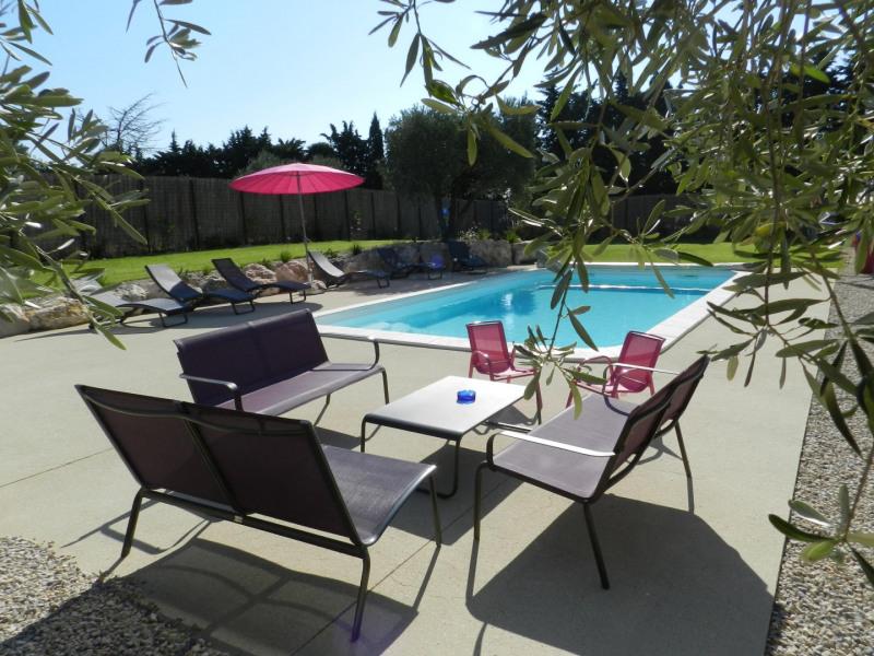 Location vacances Pernes-les-Fontaines -  Gite - 6 personnes - Barbecue - Photo N° 1