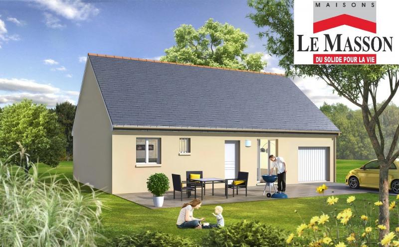 Maison  5 pièces + Terrain 788 m² Cerisy-la-Forêt par MAISONS LE MASSON SAINT LO