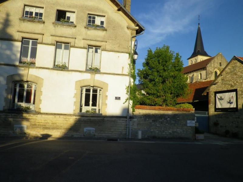 Chambres d'hôtes La Grange en champagne .