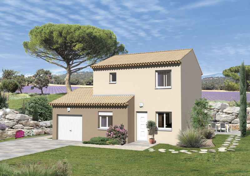 Maison  5 pièces + Terrain 544 m² Mondragon par Maisons Punch