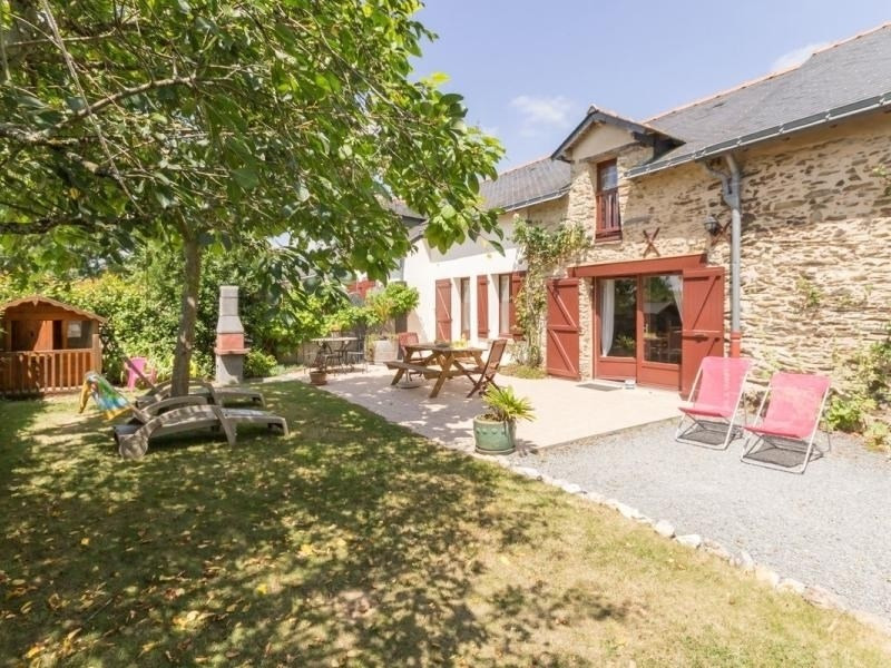 Location vacances La Chevallerais -  Maison - 9 personnes - Barbecue - Photo N° 1