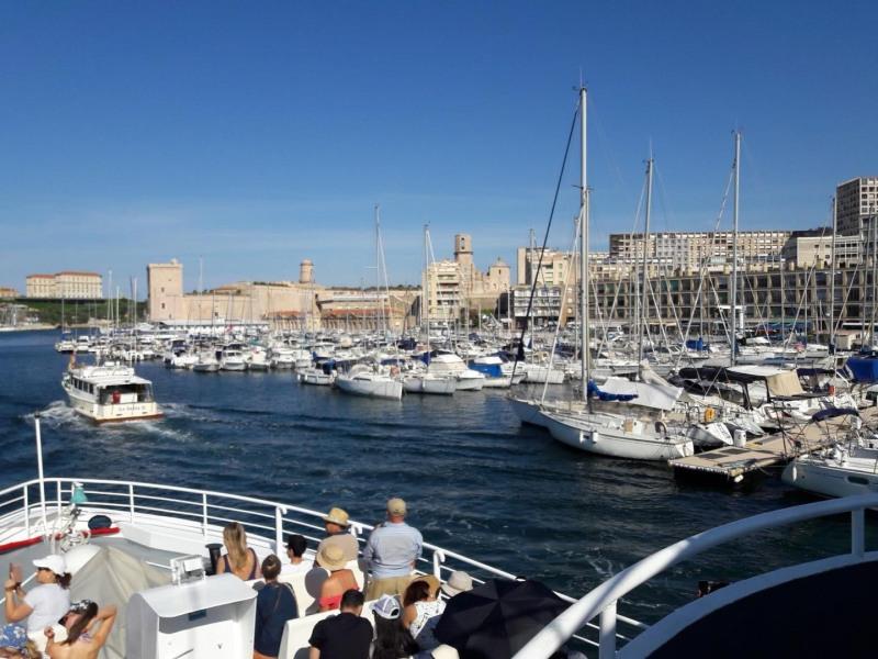 Location vacances Marseille -  Appartement - 4 personnes - Lecteur DVD - Photo N° 1