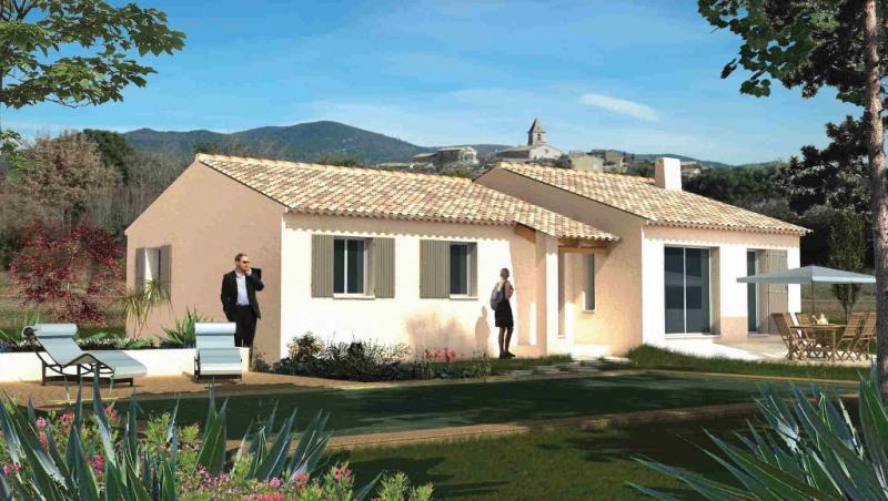 Maison  4 pièces + Terrain 587 m² Murviel-Lès-Montpellier par MAISON D'EN FRANCE MIDI MEDITERANNEE SALON