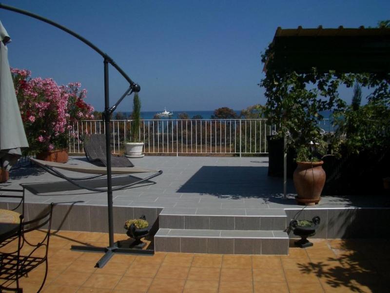Holiday rentals Sari-Solenzara - Apartment - 4 persons - BBQ - Photo N° 1
