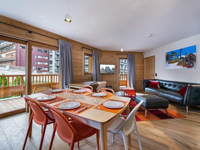 Location vacances Courchevel -  Appartement - 6 personnes - Télévision - Photo N° 1
