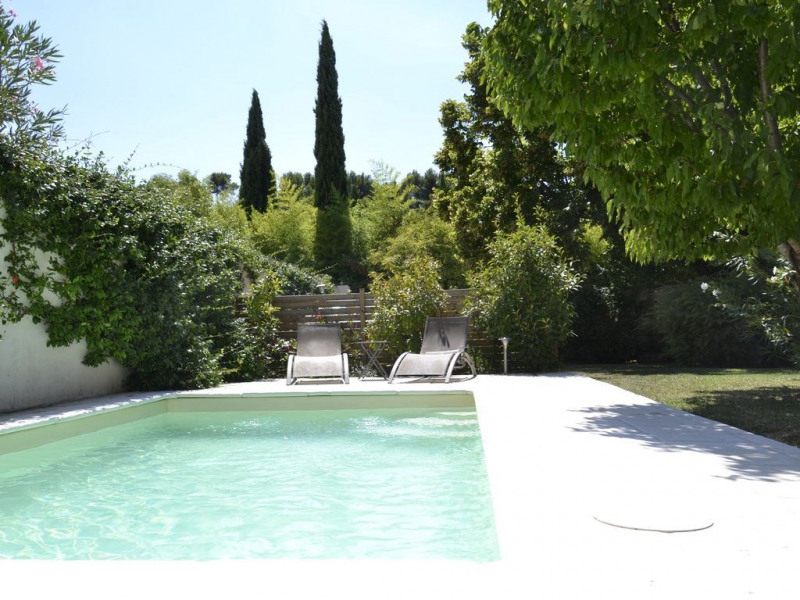 Location vacances Pernes-les-Fontaines -  Gite - 4 personnes - Barbecue - Photo N° 1