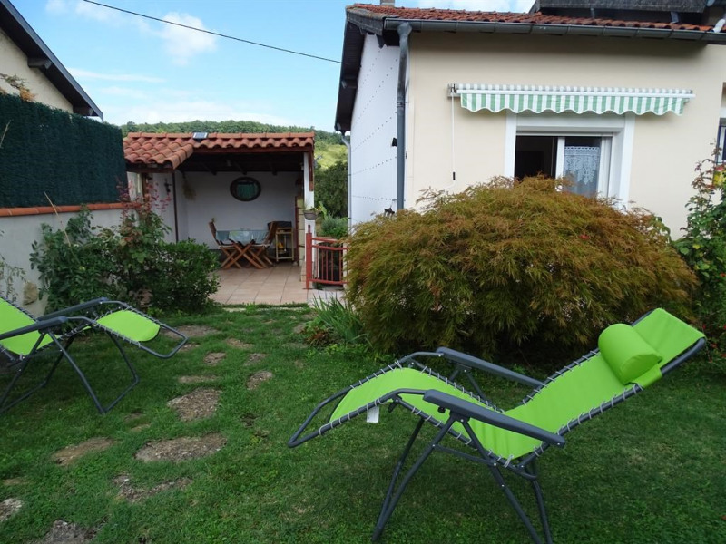 Holiday rentals La Bastide-sur-l'Hers - Apartment - 3 persons - BBQ - Photo N° 1