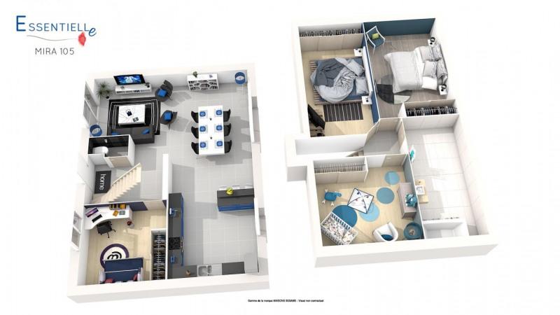 Maison  5 pièces + Terrain 402 m² Étampes par MAISONS SESAME