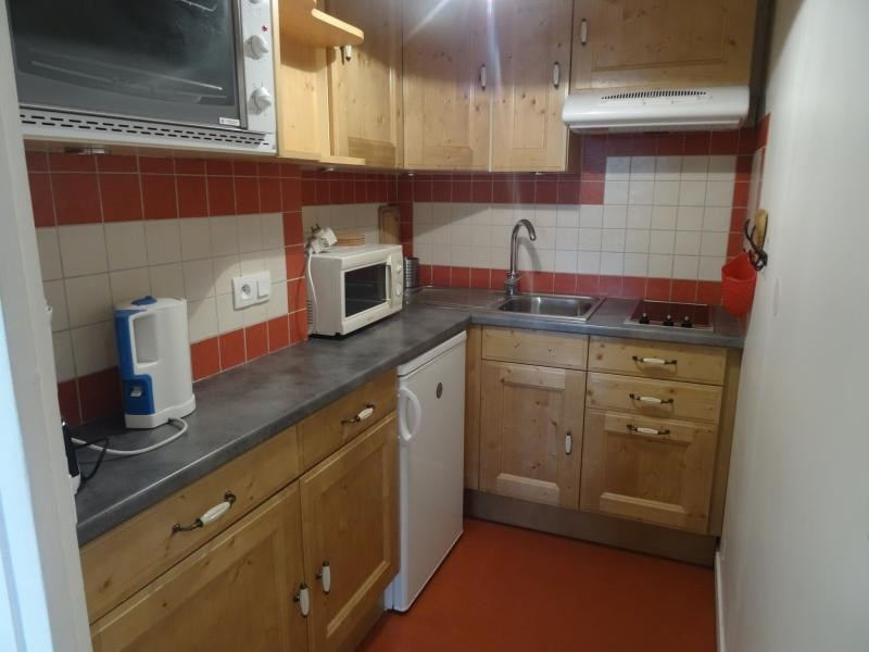 Studio for 4 persons in Tignes next to the slopes and close to the shops in Le Rosset area