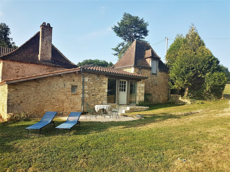 Location vacances Saint-Chamassy -  Gite - 6 personnes - Barbecue - Photo N° 1