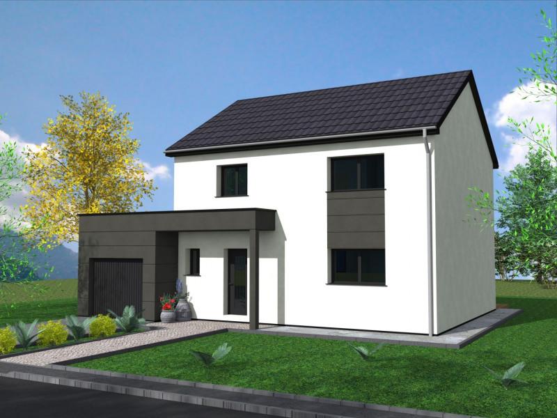 Maison  5 pièces + Terrain 800 m² Maizeroy par KEVAL CONSTRUCTION